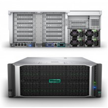Характеристики сервера