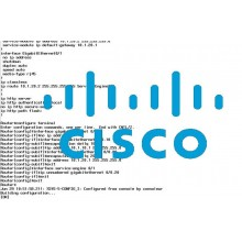 Команды коммутаторов Cisco