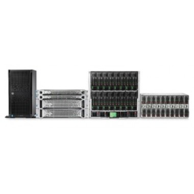 Главные особенности Серверов HPE ProLiant Gen9