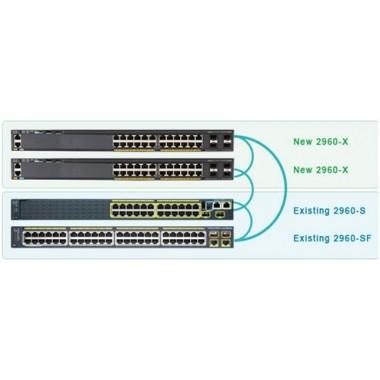 Cisco Catalyst 2960-X/XR