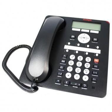 Телефонный аппарат Avaya IP PHONE 1608 BLK (700508260)