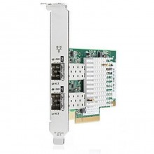 Сетевая карта HP Ethernet 10Gb 2-port 570SFP+ Adapter (718904-B21)