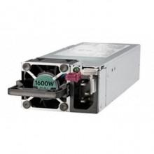 Блок питания HPE Hot Plug Redundant Power Supply Flex Slot Platinum Low Halogen 1600W Option Kit for DL360/380/560 Gen10(830272-B21)