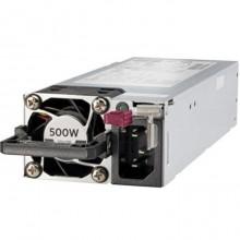 Блок питания HPE 500W Flex Slot Platinum Hot Plug Low Halogen Power Supply Kit(865408-B21)
