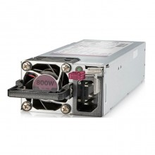 Блок питания HPE Hot Plug Redundant Power Supply Flex Slot Universal Low Halogen 800W Option Kit for DL360/380/560 Gen10(865428-B21)