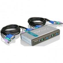 KVM-переключатель D-Link DKVM-4K/A7B