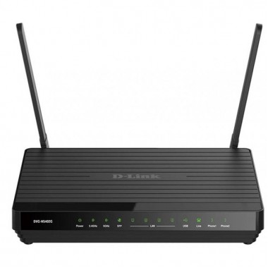 Voip-маршрутизатор D-Link DVG-N5402G/2S1U1L/A1A