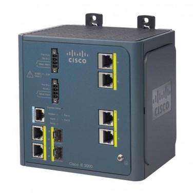 Коммутатор Cisco IE-3000-4TC-E