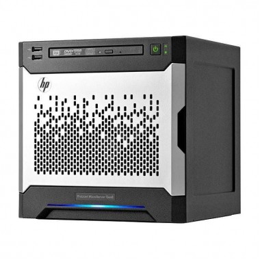 Сервер HP Proliant MicroServer Gen8 G1610T (712317-421)