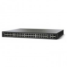 Коммутатор CiscoSB SF220-48P-K9-EU