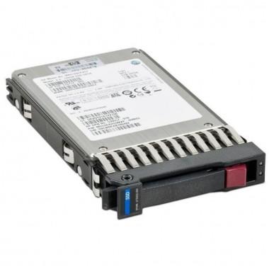 Твердотельный накопитель SSD HP 100GB 3G SATA 2.5-inch (653112-B21)