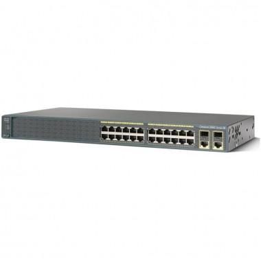Коммутатор Cisco WS-C2960-24PC-S