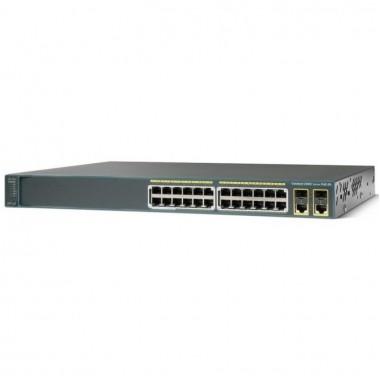 Коммутатор Cisco WS-C2960+24LC-S