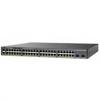 Коммутатор Cisco WS-C2960RX-48FPS-L