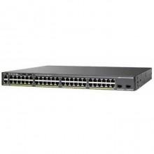 Коммутатор Cisco WS-C2960RX-48TS-L