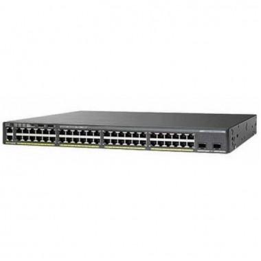 Коммутатор Cisco WS-C2960XR-48FPS-I