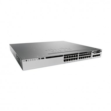 Коммутатор Cisco WS-C3850R-24T-S